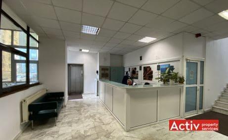 Plevnei 139 spatiu de birouri Bucuresti vest vedere spatiu interior