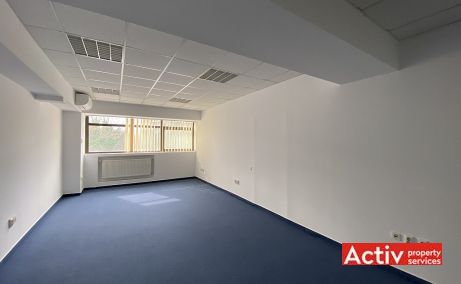 Plevnei 139 cladire de birouri de inchiriat Bucuresti vest vedere spatiu interior