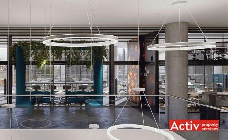 Hotspot inchiriere spatii de birouri Bucuresti central imagine interior