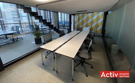 Hotspot birouri de inchiriat Bucuresti central imagine spatiu de lucru