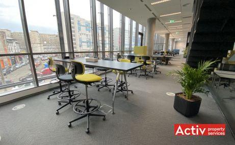 Hotspot inchiriere spatii de birouri Bucuresti central poza spatiu interior