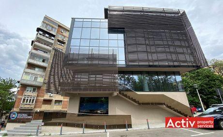 Savinesti 6 Office birouri de inchiriat Bucuresti central imagine acces cladire
