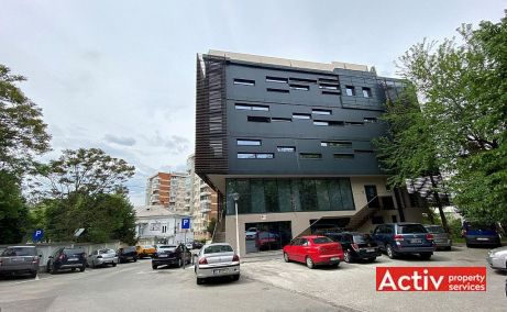 Savinesti 6 Office spatiu de birouri de inchiriat Bucuresti central poza parcare