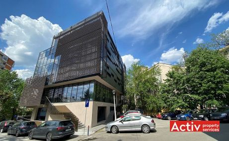 Savinesti 6 Office birouri de inchiriat Bucuresti central imagine laterala
