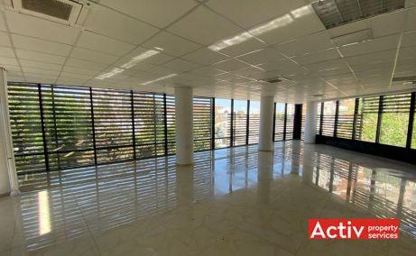 Savinesti 6 Office inchiriere spatii de birouri Bucuresti central vedere spatiu interior