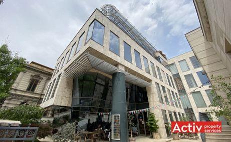 Stirbei Center inchiriere spatii de birouri Bucuresti central acces cladire