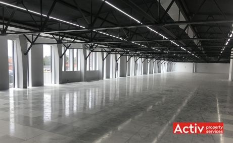 West Business Campus birouri de inchiriat Bucuresti vest imagine spatiu interior