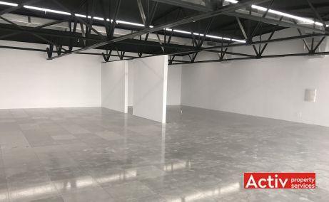 West Business Campus birouri de inchiriat Bucuresti vest vedere spatiu interior