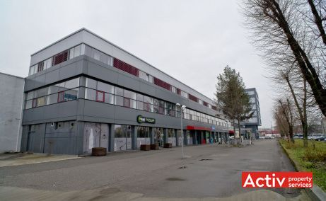 Electrotimiș spațiu de birouri Timișoara Piața Gheorghe Domășneanu