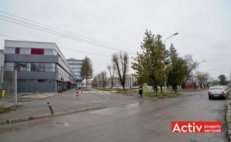 Electrotimiș închiriere birouri Timișoara perspectivă încadrare în zonă
