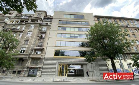 Splay inchiriere spatii de birouri Bucuresti central imagine cladire