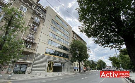 Splay spatii de birouri Bucuresti central imagine laterala