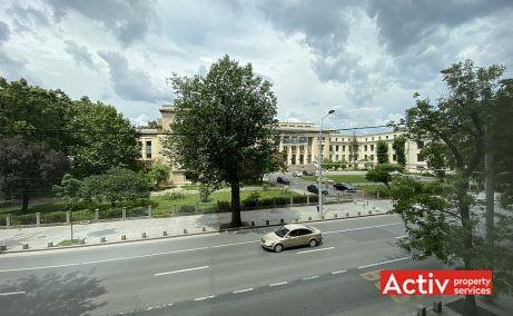 Splay inchiriere spatii de birouri Bucuresti central vedere cale de acces