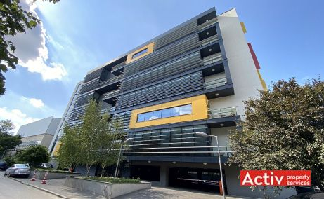 CSDA birouri de inchiriat Bucuresti nord poza fatada