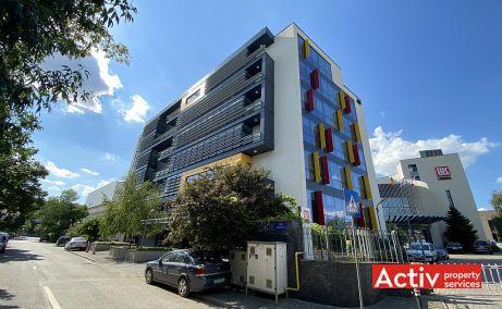 CSDA inchiriere spatii de birouri Bucuresti nord poza cladire