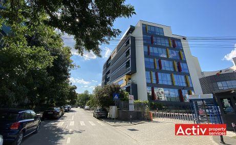 CSDA inchiriere spatii de birouri Bucuresti nord vedere cale de acces