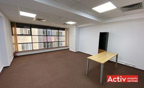 Barbu Vacarescu 42A inchiriere spatii de birouri Bucuresti nord vedere spatiu interior