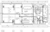 Barbu Vacarescu 42A inchiriere spatii de birouri Bucuresti nord plan etaj