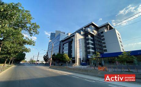 Zone 313 birouri de inchiriat acces Barbu Vacarescu