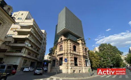 Dem Dobrescu Offices birouri de inchiriat Bucuresti central poza cladire