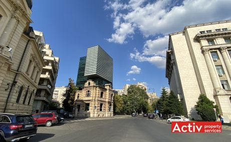 Dem Dobrescu Offices inchiriere spatii de birouri Bucuresti central poza vecinatate