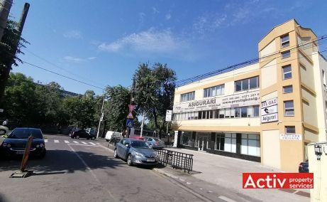 Calea Dudesti 121 inchiriere birouri Bucuresti Vitan imagine locuri parcare