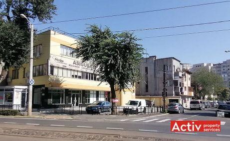 Calea Dudesti 121 cladire de birouri de inchiriat Bucuresti Vitan vedere intersectie