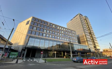 The Mark birouri de inchiriat Bucuresti central poza fatada