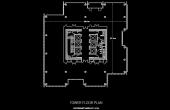 The Mark cladire de birouri de inchiriat Bucuresti central plan etaj