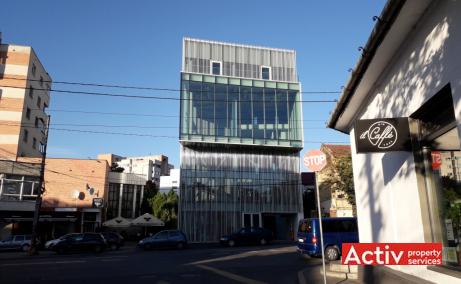 Brancusi 21 birouri de inchiriat Cluj central poza frontala