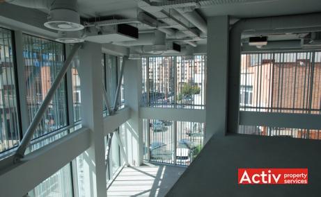 Brancusi 21 birouri de inchiriat Cluj central cadru interior