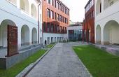 CSDA Bornemisza inchiriere spatii de birouri Targu Mures central imagine alee
