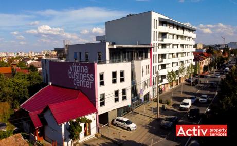 Vitrina Business Center Cluj Central spatii de birouri de inchiriat poza cladire