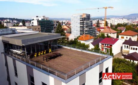 Vitrina Business Center Cluj Central birouri de inchiriat poza cladire