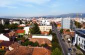 Vitrina Business Center Cluj Central spatii de birouri de inchiriat vedere cladire