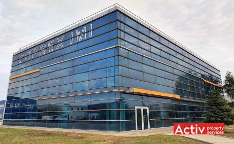 Industriilor 13 spatii de birouri de inchiriat Bucuresti vest imagine cladire