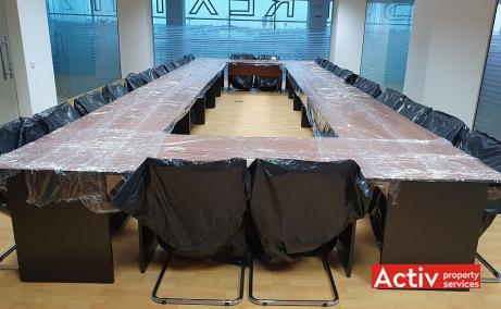 Industriilor 13 birouri de inchiriat Bucuresti vest imagine sala meeting