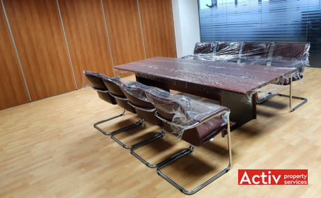 Industriilor 13 spatii de birouri de inchiriat Bucuresti vest imagine sala meeting