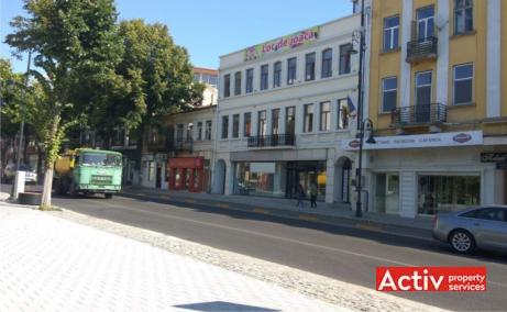 Tomis 58 spatii de birouri de inchiriat Constanta central acces bulevard