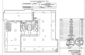 Mamaia 243-245 birouri de inchiriat Constanta central schita cladire