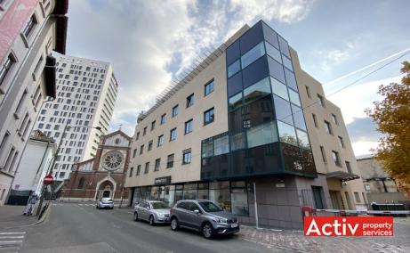 Budisteanu Center birouri de inchiriat Bucuresti central imagine cale de acces