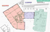 Villa Rosetti birouri de inchiriat Bucuresti central plan cladire