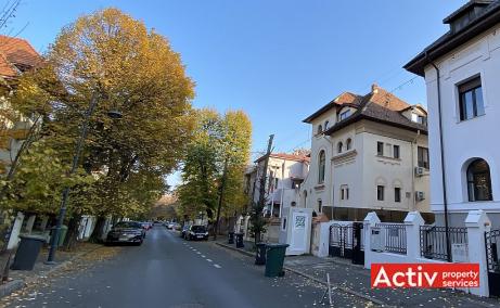 Andrei Muresanu 16 birouri de inchiriat Bucuresti nord poza cale de acces