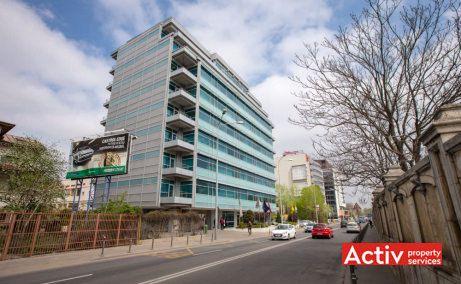 Forum III spațiu de birouri București central perspectiva încadrare în zonă
