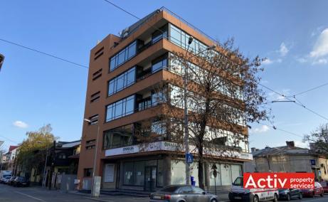 Tunari 44 spatii de birouri de inchiriat Bucuresti central imagine cladire