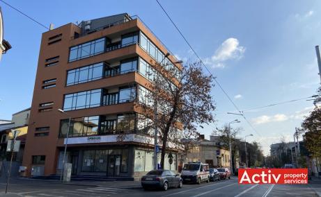 Tunari 44 birouri de inchiriat Bucuresti central cale acces