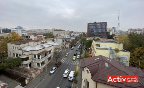 Tunari 44 spatii de birouri de inchiriat Bucuresti central imagine amplasament