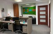 Gabrielle Center spatii de birouri de inchiriat Bucuresti nord poza receptie