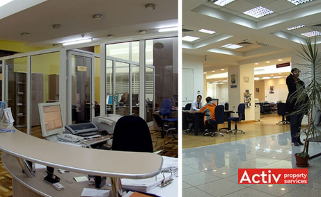 Cristiana Business Center spatii de birouri de inchiriat Brasov central poza interior