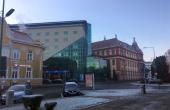 Cristiana Business Center birouri de inchiriat Brasov central poza laterala